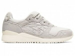 Asics Women Casual Shoes GEL-LYTE III OG 1202A076 Oyster Grey/Oyster Grey