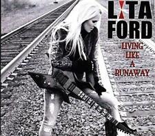 Lita Ford - Living Like a Runaway [CD]