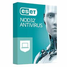 ANTIVIRUS ESET NOD 32 1 PC - 12M - LIC. ELETTRONICA