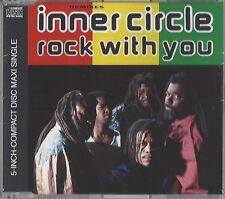 INNER CIRCLE / ROCK WITH YOU * NEW MAXI CD 1992 * NEU *