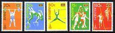 Surinam Michelnr.905 - 909  postfrisch
