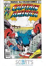 Captain America   #224  VG/FN