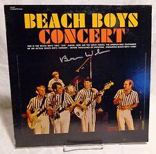 "Brian Wilson ""The Beach Boys"" Signed Autographed Album C"