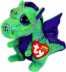 Beanie Boos Regular Cinder - Green Dragon