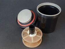 Paterson sistema 4 Universal Dev Tanque Y Carrete-para 35mm/126/127/120/220