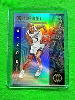DARIUS BAZLEY PRIZM ROOKIE CARD THUNDER RC 2019-20 PANINI ILLUSIONS ROOKIE RC