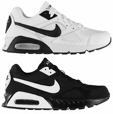 Nike Air Max IVO Trainers Shoes Sneakers Gym Casual Sports Running - Black White