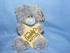 Me To You Bear Tatty Teddy Plush From Daddys Star Fathers Birthday Gift G01W4060