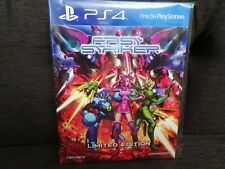 Fast Striker [Limited Edition] Playstation 4 PS4 SHMUP NEW!