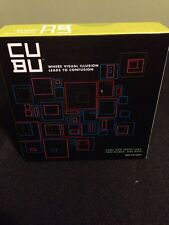 CUBU Card Game by Funnybone ILLUSION LEADS TO CONFUSION - NEW