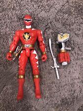 Power Rangers Dino Red Talking Power Ranger