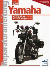 YAMAHA 750 1100 XV VIRAGO Reparaturanleitung Reparatur/Handbuch Reparaturbuch