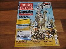 MILITÄR+GESCHICHTE 28 -- DEUTSCHE KOLONIEN /FESTUNG HOHENTWIEL/Me 262 Düsenjäger