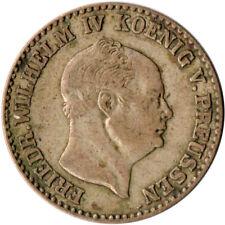 1856 / 2 1/2 SILBER GROSCHEN WILHELM KOENIG / AUSTRIA / OSTERREICH   #WT3211