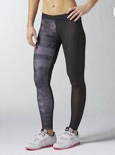 Women's Reebok Crossfit PWR6 Compression Tights Free Shipping Size Xsmall
