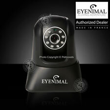 Eyenimal Pet Vision Live Wireless Camera Dog Cat WiFi 2 Way Audio & Night Vision