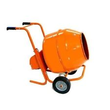 Portable Small Electric Power Powered Mortar Concrete Cement Cemet Mixer Tool
