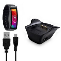 For Samsung Galaxy Gear R350 Smartwatch Charging Dock Cradle + Cable 2018