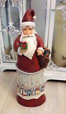 Jim Shore Santa with Gifts - Folklore NEU 2018 Weihnachtsmann Heartwood Creek