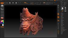 ZBrush 3D Modeling & 2D Paint Program DIGITAL DOWNLOAD