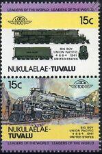 1941 big boy class 4000 4-8-8-4 (union pacific) train timbres/loco 100