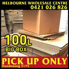 brandnew 100L MOVING BOXES,  CARDBOARD carton boxes, mailing box cheapest