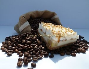 Banoffee Flavour Decaffeinated Coffee Beans 100% Arabica Beans or Ground Coffee