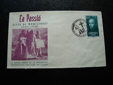 spain - envelope 4/3/1956 (cy27) spain