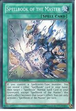 YU-GI-OH: SPELLBOOK OF THE MASTER - SUPER RARE - CT10-EN014 - LIMITED EDITION