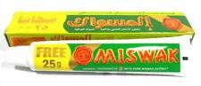 Dentifrice Dabur Al Miswak 75gr Siwak Takchita Caftan Burka Hijab Islam Musulman