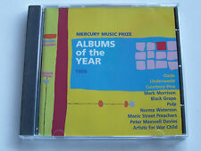 Mercury Music Prize Albums Of The Year 1996 (CD Album) Used Very Good