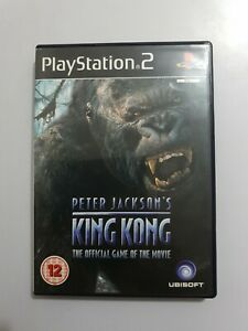 King Kong PlayStation 2 PS2 PAL Uk (Reino Unido) COMPLETO version INGLES