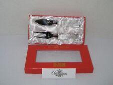 Oleg Cassini Crystal Cheese Set Susie 172390 Nib