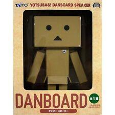 Yotsuba&! Danbo Speaker Danboard Sound Amplifier Prize Taito (With Posters )