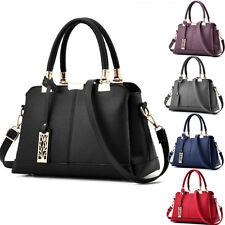 Designer Womens Large Leather Handbags Shoulder Bags Messenger Hobo Tote Purse