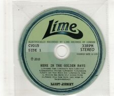 (HN521) Haight-Ashbury, Here In The Golden Rays - 2010 DJ CD