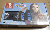 Nintendo Switch Dragon Quest XI S Lotto Limited Edition Joy-con Japan Import NEW