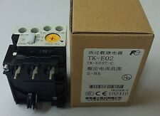 New FUJI Thermal Overload Relay TK-E02 #RS01