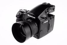 Mamiya 645 AFD II Medium Format Camera w/ 80mm F2.8 AF Lens & 120/220 Back
