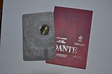 Coffret San Marin 2015 2euro commémorative - Dante