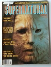 Argosy SUPERNATURAL Magazine 1976 Ghost Hunter, Poltergeists (kk)