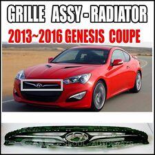 Hyundai 2013-2016 Genesis Coupe Radiator Bumper Grille Assy Genuine 86350-2M300