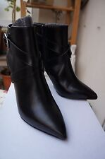 Jonak 277-Angelo, boots , Bottines femme, Noir, 37 EU