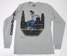 Dated 1988 Chicago Bears Jim McMahon Skyline Football T-Shirt Sz M Vintage 80s