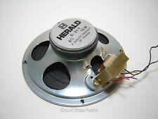 """Herald 8"""" Ceiling Speaker with 70 Volt Isolation Transformer - S-21T"""
