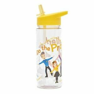 THE PROPELLER Sturdy Fun Clear 550ml Capacity BPA Free The Wiggles Drink Bottle