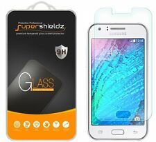 3X Supershieldz Samsung Galaxy J1 Verizon Tempered Glass Screen Protector Saver