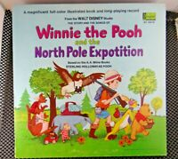 Winnie The Pooh And The North Pole Expotition (Disneyland ‎– ST-3972)