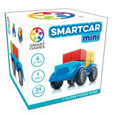 SmartGames Smart Car Mini - Brainteaser Educational Toy for Kids