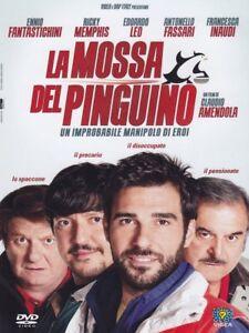 Dvd La Mossa del Pinguino ....NUOVO